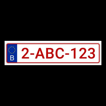 europese-standaard-nummerplaat-image