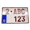 gepersonaliseerde-nummerplaat-jeep-suv