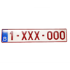 gepersonaliseerde-nummerplaat-europees-standaard-belgië