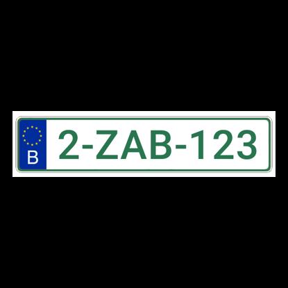 garage-plaat-nummerplaat-commercieel-z