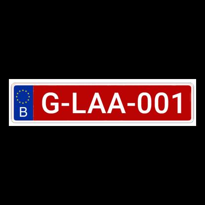 Image de Plaque G (Standard)